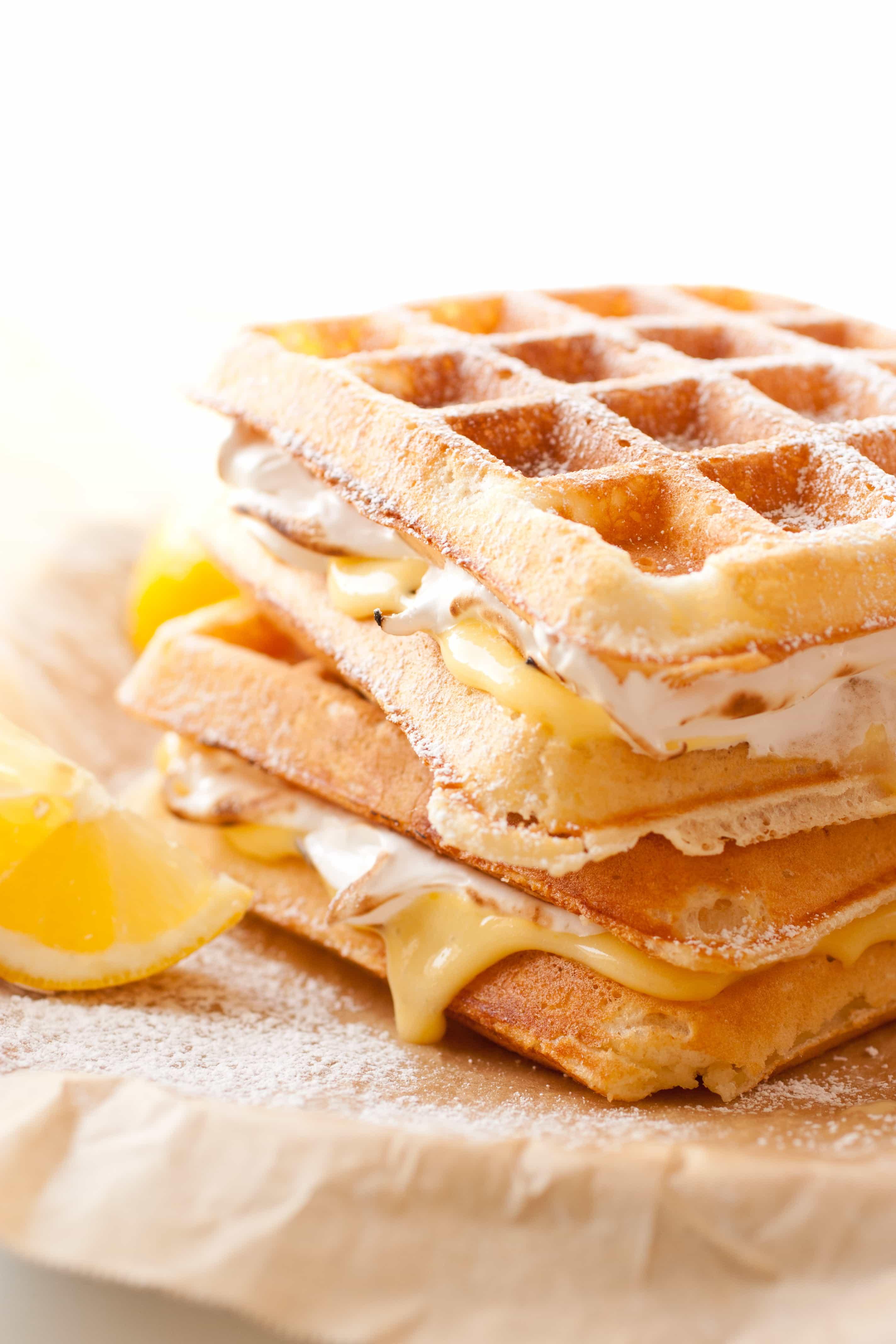 Not skilled village waffle irka