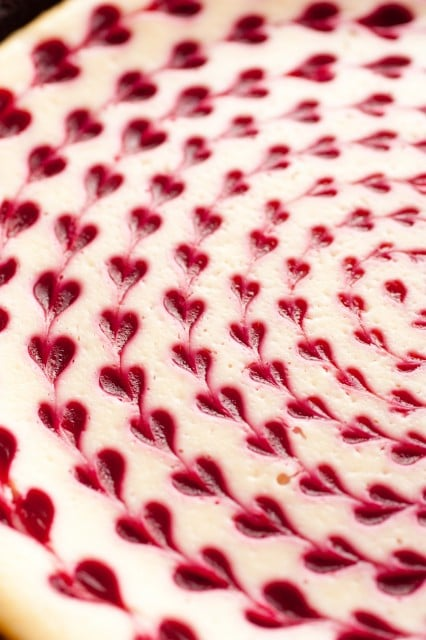 white chocolate raspberry cheesecake2