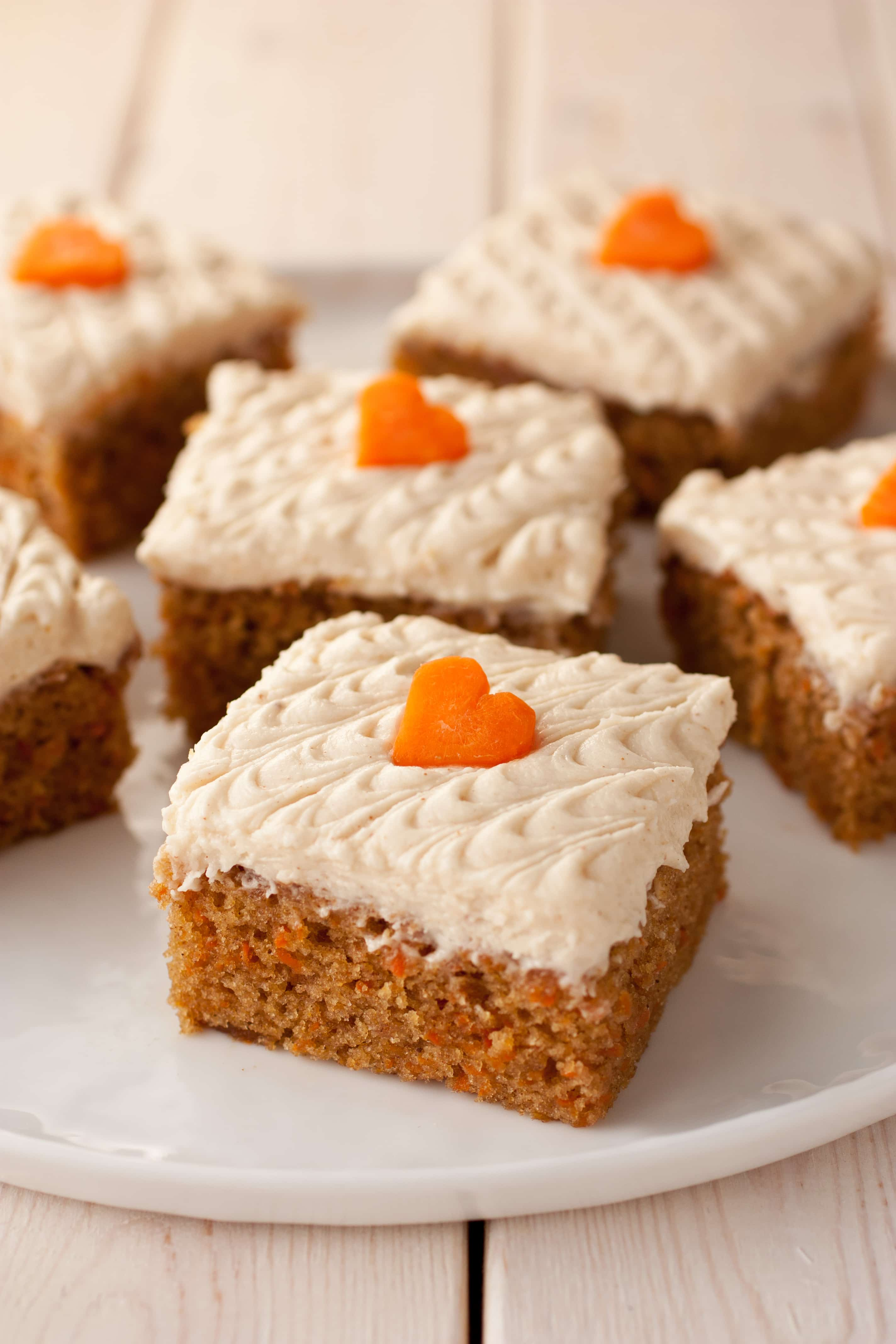 Agave Cake Recipes Carrot