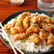 Honey Sesame Chicken | Cooking Classy