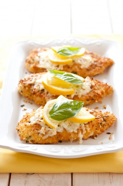 Lemon Chicken Romano ~ World Best Food Recipes