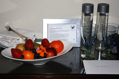 ritz carlton welcome