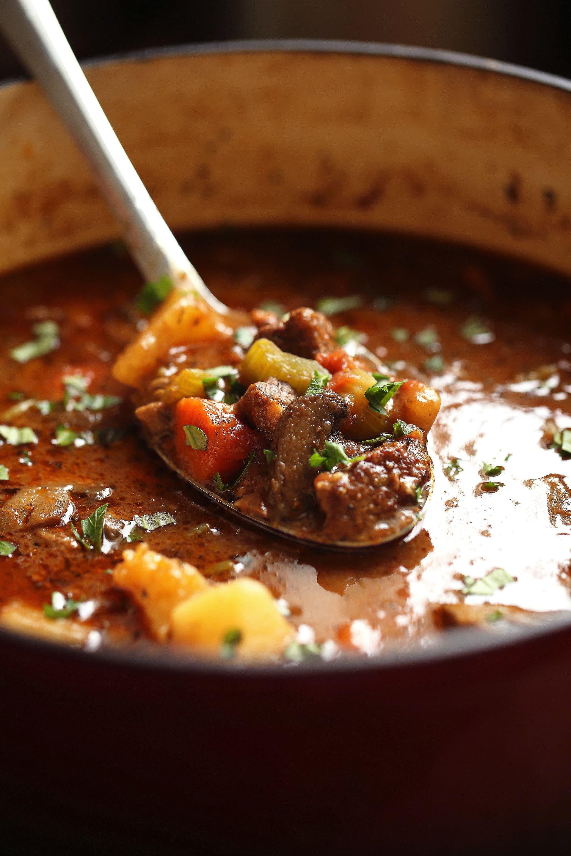 Italian Beef Stew - Cooking Classy
