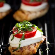 caprese grilled chicken3.
