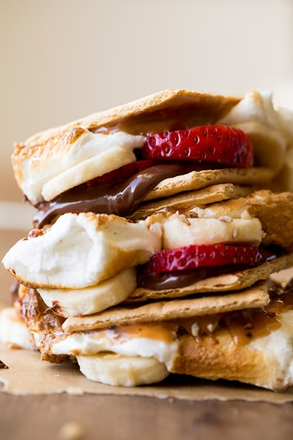 delicious s'mores ideas