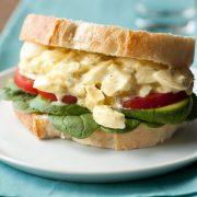 light egg salad2