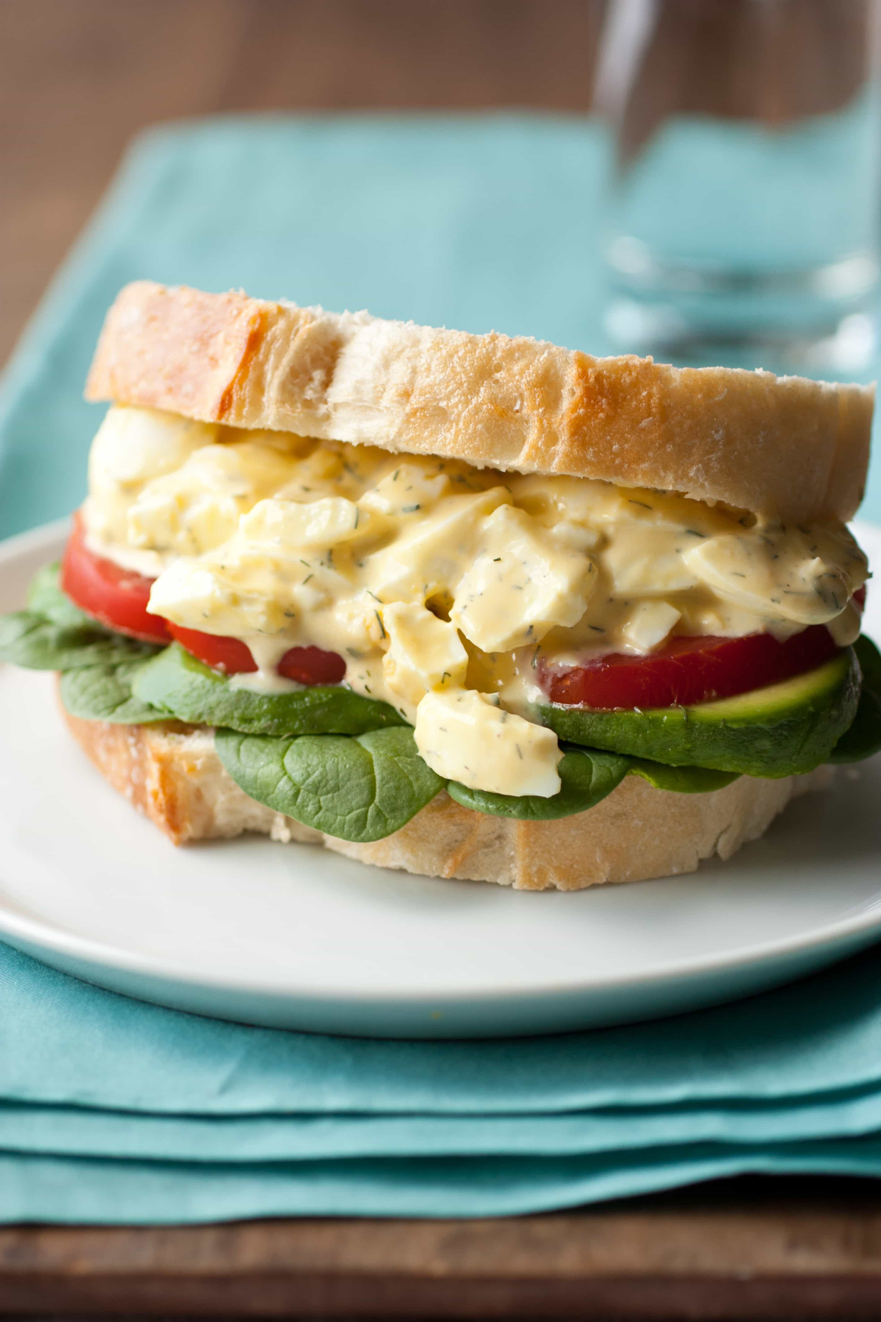 Light egg salad cooking classy forumfinder Images