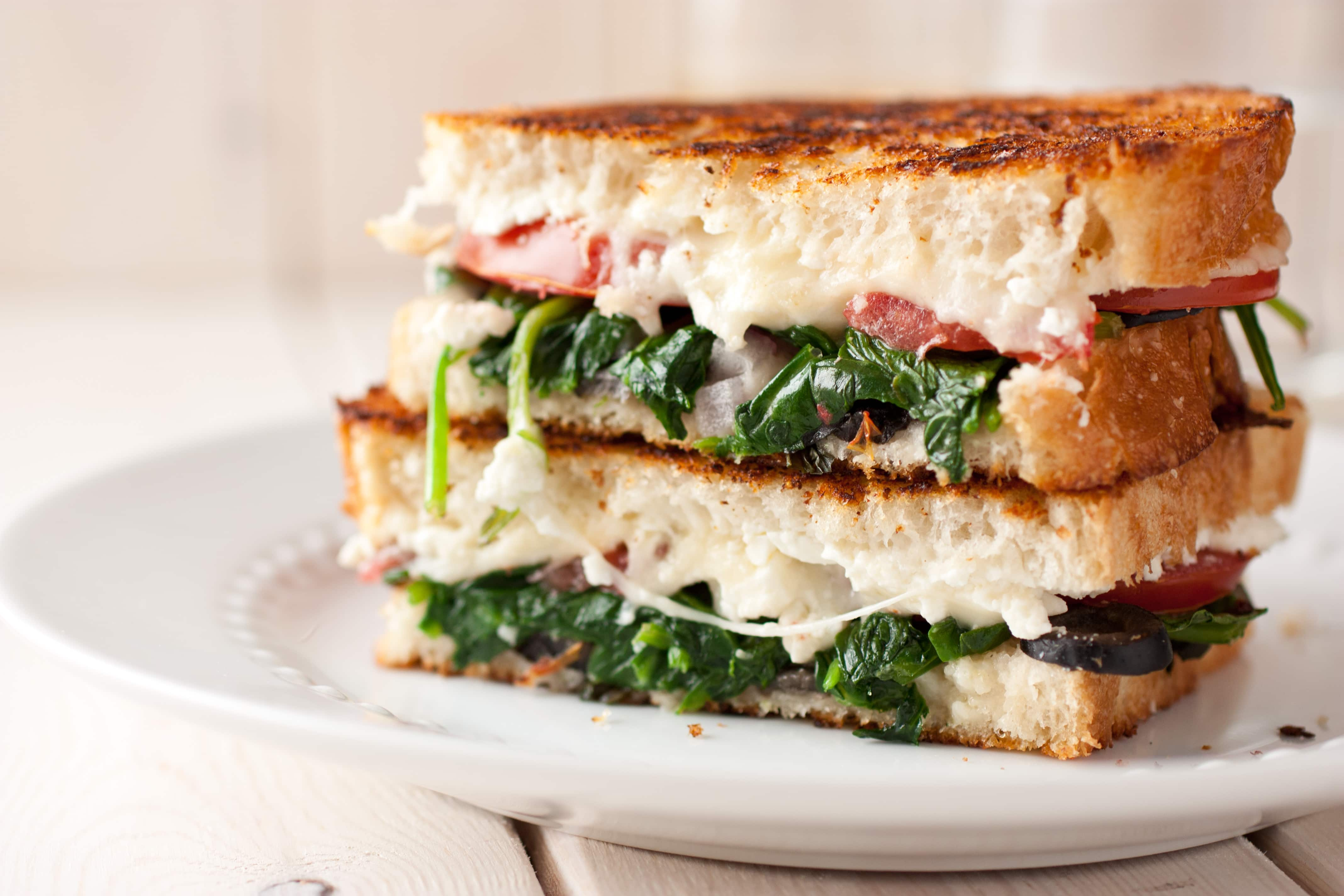 Mediterranean Grilled Cheese Sandwich Cooking Classy