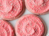 strawberry sugar cookies | Cooking Classy