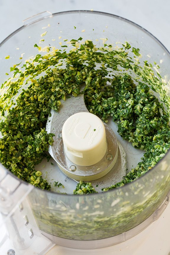Homemade Pesto (and how to keep it beautifully green) | Cooking Classy