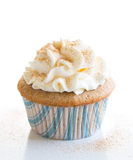 Snickerdoodle Cupcakes - Cooking Classy