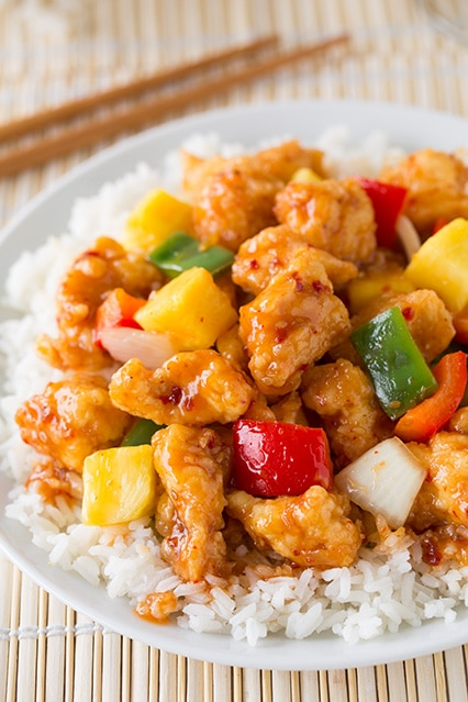 Sweet and Sour Chicken | Cooking Classy