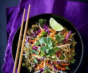 Thai Peanut Quinoa Salad | Cooking Classy