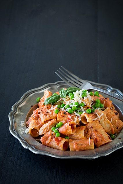 Creamy and Spicy Chicken Rigatoni | Cooking Classy