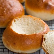Homemade Bread Bowls | Cooking Classy