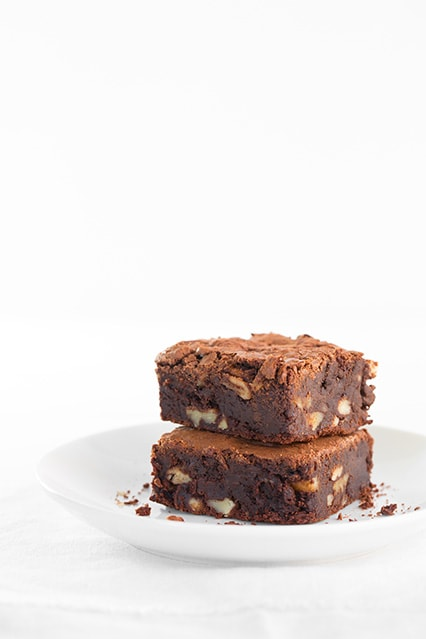 Gluten Free Brownies | Cooking Classy