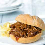 Kraft Recipe Makers BBQ Beef Sandwiches