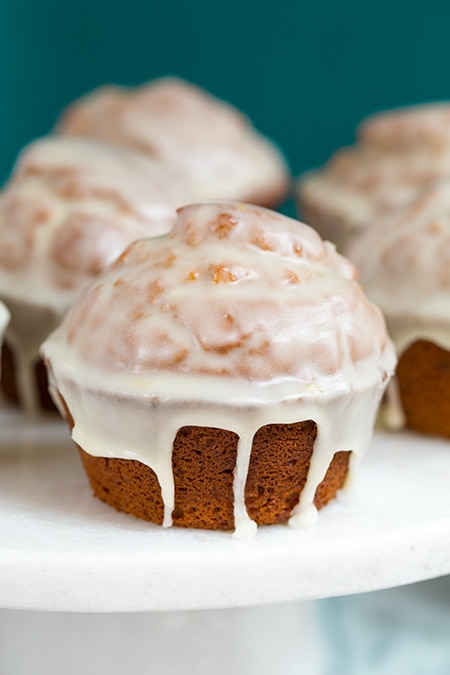 Gingerbread Doughnut Muffins | Cooking Classy