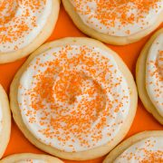 Orange Creamsicle Sugar Cookies | Cooking Classy