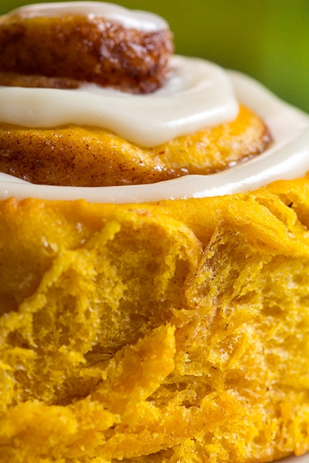 Pumpkin Spiced Cream Cheese Breakfast Rolls Recipes — Dishmaps