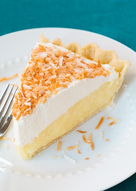 Coconut Cream Pie   Cooking Classy