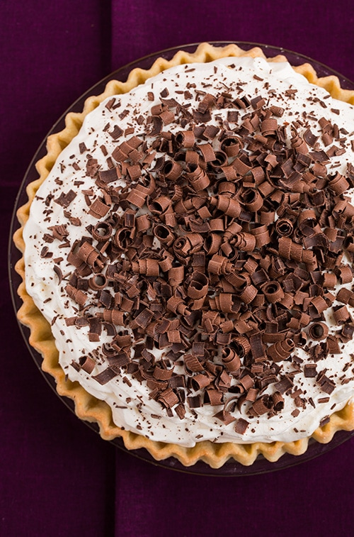 French Silk Pie | Cooking Classy