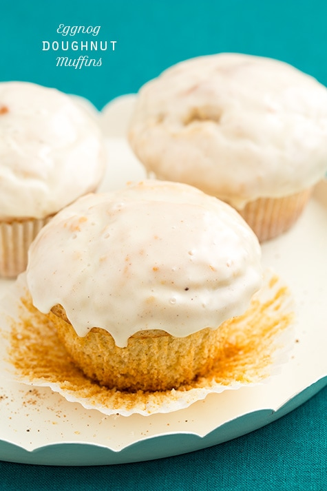 Mini Egg Nog Doughnut Muffins Recipes — Dishmaps