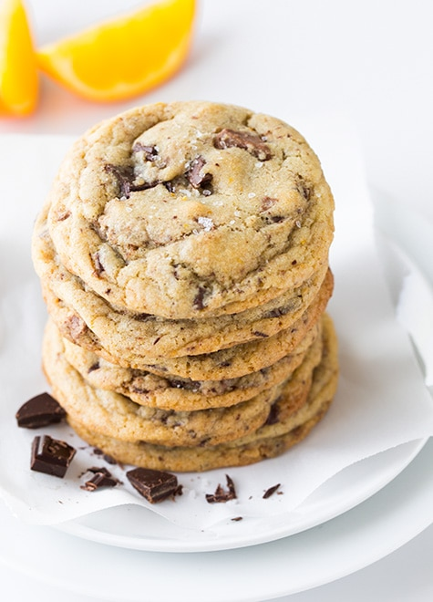 Salty Chocolate Chunk Cookies Recipes — Dishmaps