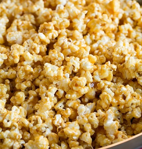 Salted Caramel Popcorn Chewy Cooking Classy