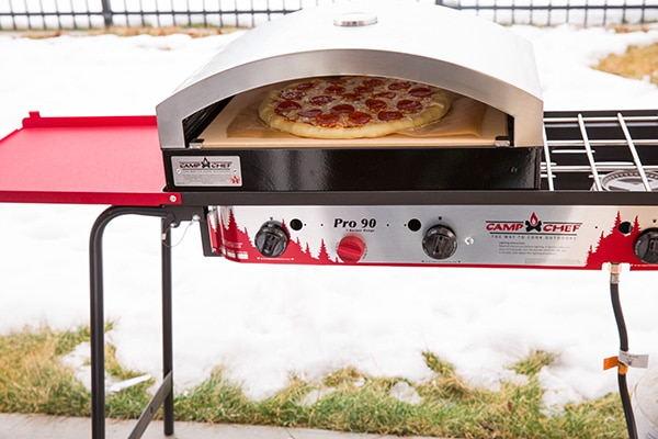 OutdoorCooking.com Artisan Pizza Oven and Triple Burner Stove Giveaway ($600 Value) | Cooking Classy