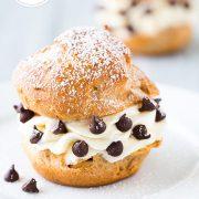 Cannoli Cream Puffs | Cooking Classy