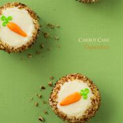 Carrot Cake Cupcakes with Cream Cheese Frosting| Cooking Classy
