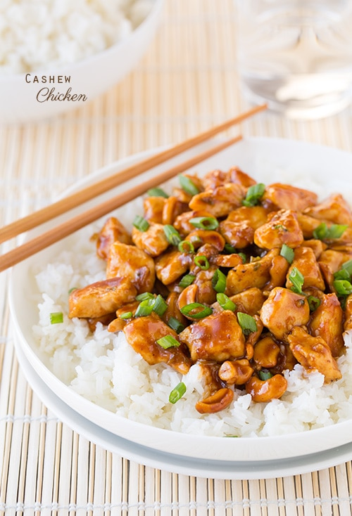Cashew Chicken | Cooking Classy