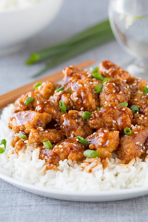 How to make General Tso's Chicken at home