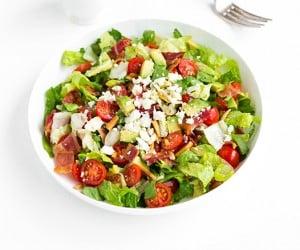 BLT Chopped Salad with Lemon Vinaigrette  Cooking Classy