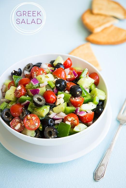 Greek Salad | Cooking Classy