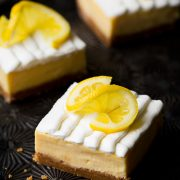 Lemon Cream Pie Bars | Cooking Classy