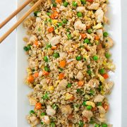 Chicken Fried Rice | Cooking Classy