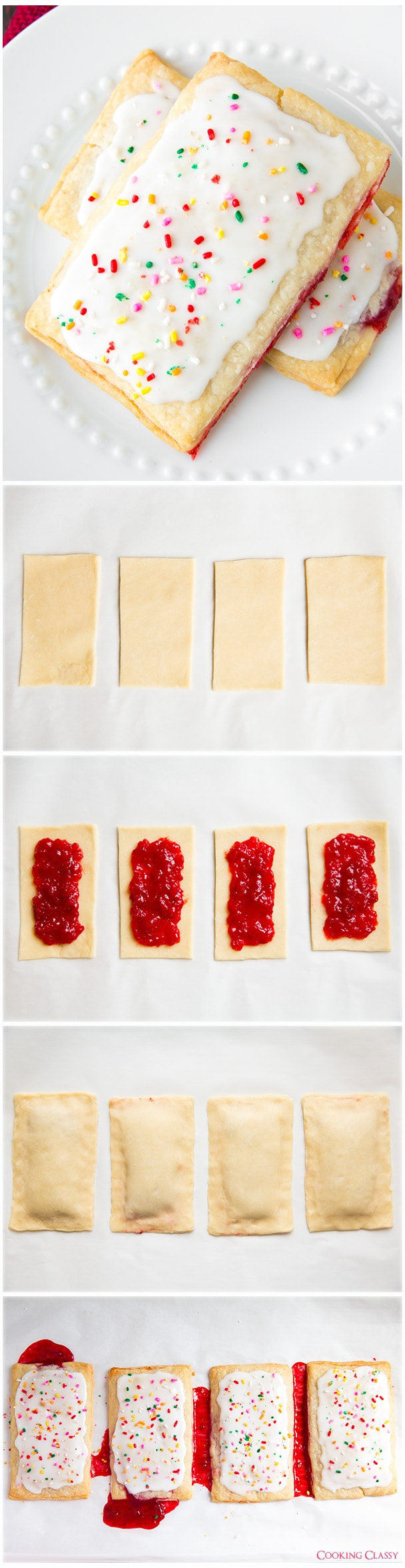 Homemade Pop Tarts | Cooking Classy