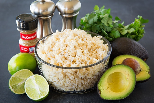 Avocado Cilantro Lime Rice | Cooking Classy