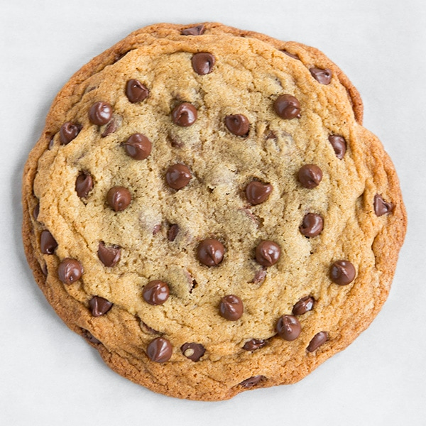 Cookie: Recipe For One Chocolate Chip Cookie