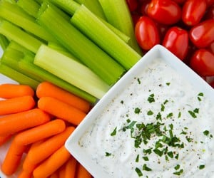Greek Yogurt Ranch Dip   Cooking Classy