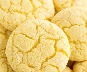 Lemon Crinkle Cookies | Cooking Classy