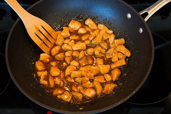 Lighter Orange Chicken | Cooking Classy
