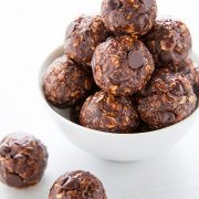 No Bake Chocolate Energy Bites | Cooking Classy