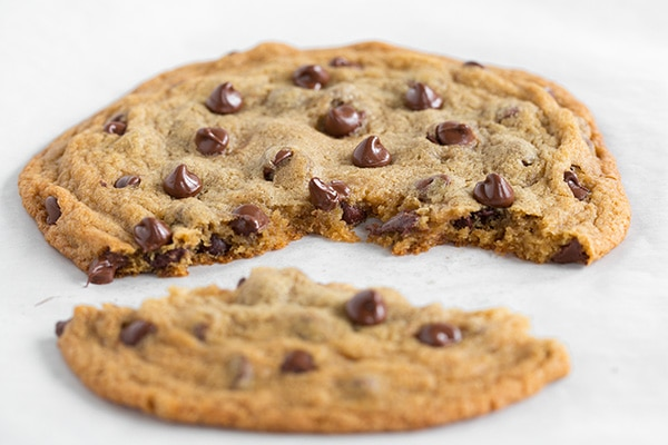 Single Serve Chocolate Chip Cookie   Cooking Classy