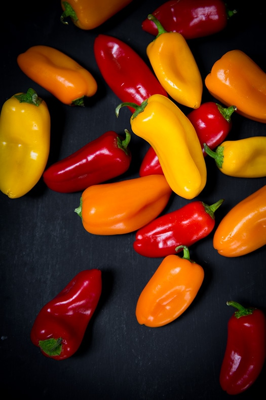 Peppers | Cooking Classy
