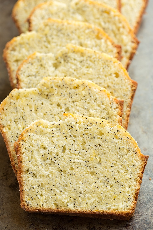 Lemon Poppy Seed Bread | Cooking Classy