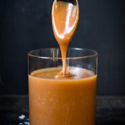 Salted Caramel Sauce (step by step pictures!) | Cooking Classy