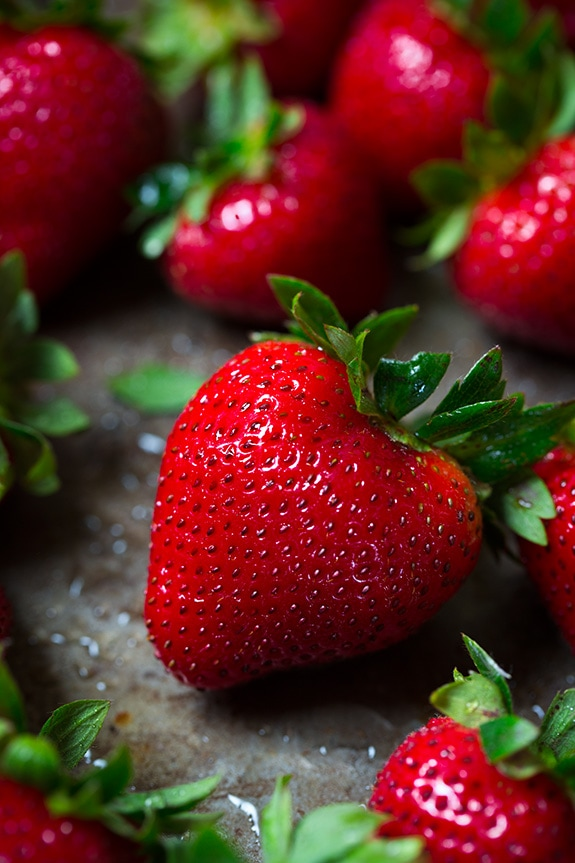 Strawberries | Cooking Classy